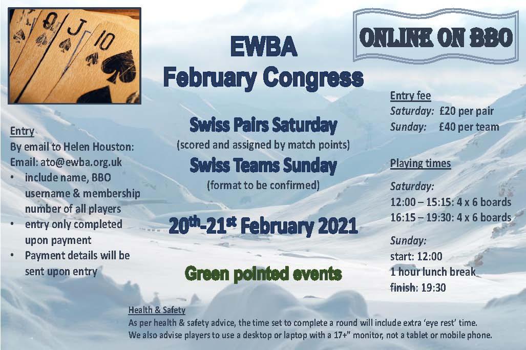 EWBA Spring Congress